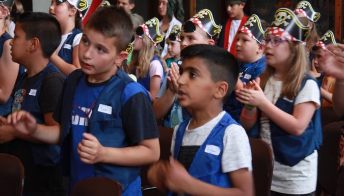 VBS 2019-Pirates Take Over the Church